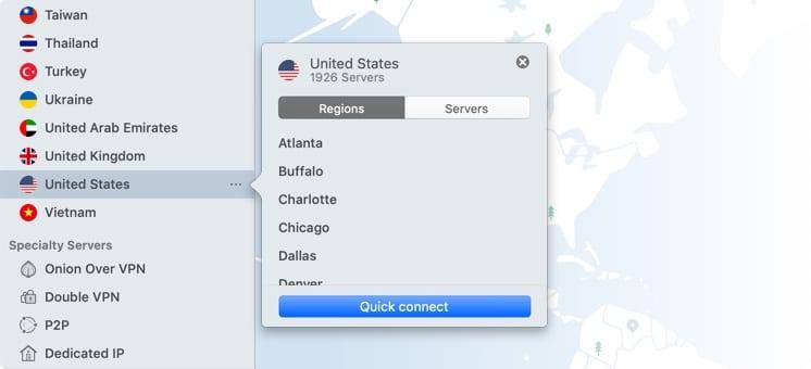 Get the Best VPN in USA   NordVPN