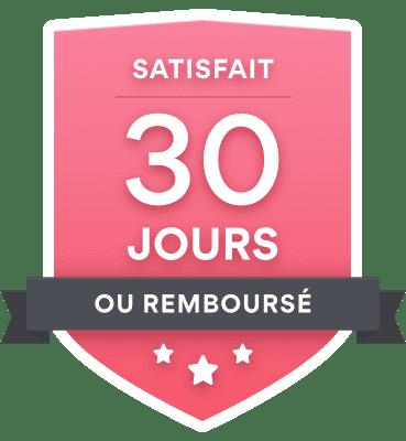 money back badge fr