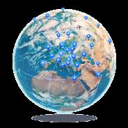 globe p2p