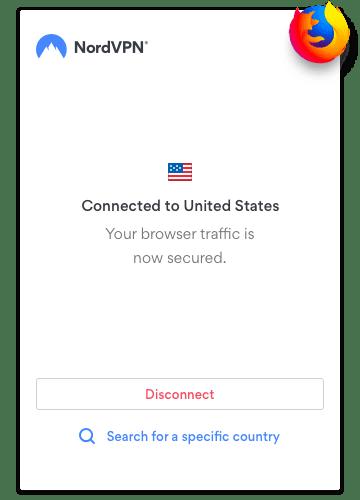 VPN Mozilla Firefoxille