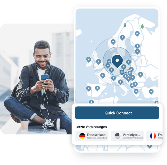 easy to use quick connect de
