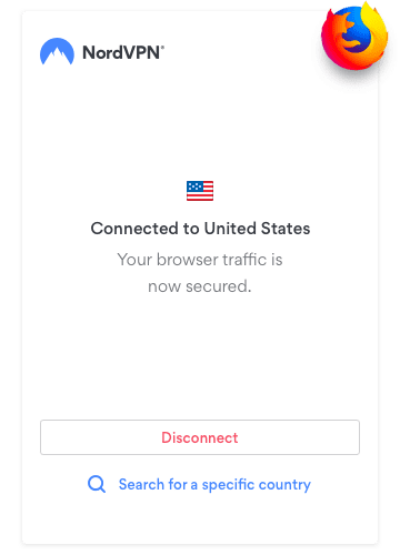 VPN voor Mozilla Firefox