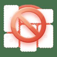 bloqueio de anúncios de cibersegurança
