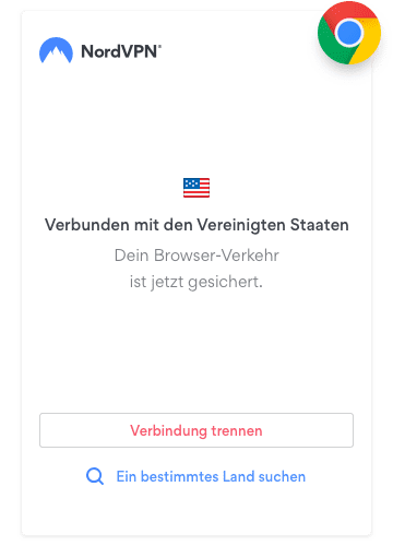 Chrome VPN