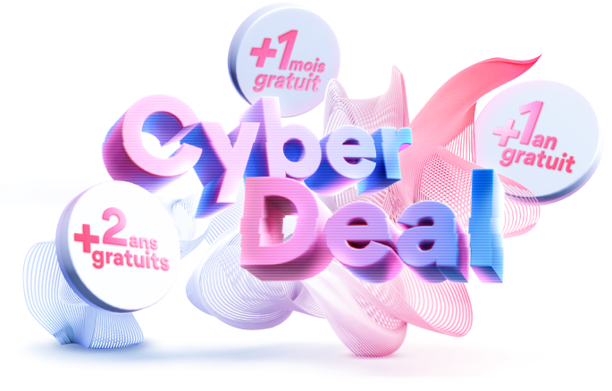 cyber deal hero fr