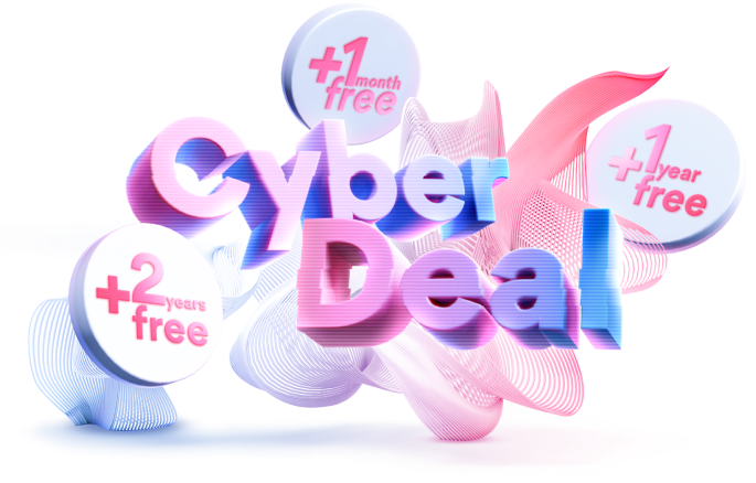 cyber deal hero