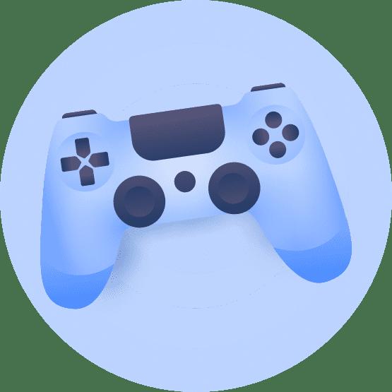 Lightning internet speeds through VPN for PS consoles