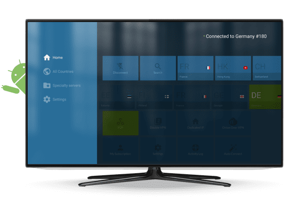 android tv streaming
