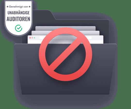 VPN ohne Protokolldatei